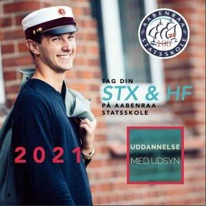 Forside skolebrochure 2021