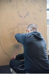 Kunstprojekt - opstart