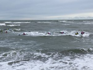 Elever på vandet